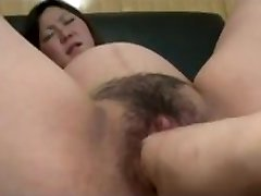 Asian amateur pregnant women Fist
