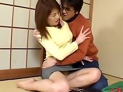Horny Japanese whore in Glorious Uncensored, 69 JAV movie