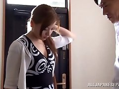 Phenomenal Asian milf Ren Mukai enjoys position 69