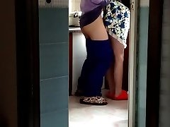 Chinese MILF in the Kitchen (to Commence).MP4