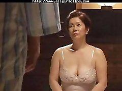 Japanese Girl-girl lesbian damsel on girl lesbians