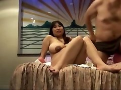 Busty Japanese knocked up gets fucked silly