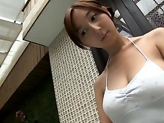 RIHO Summer Calling - Bathing White Swimsuit (Non-Nude)