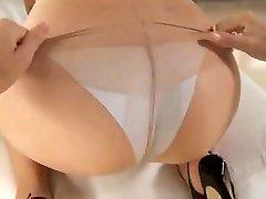 Natural pantyhose tutor 7