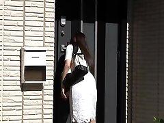 la snacn-631 d'une femme baisée par un stalker