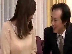 Japanese wife gave sexual care (uncensored)