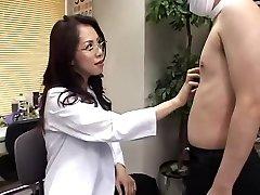 Goddess Mealey Aoyama Guidance Of Shyness SM Female Instructor