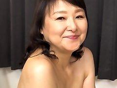 NYKD-086 First-ever Shot In The 60th Birthday Enomoto Mizuki-Segm