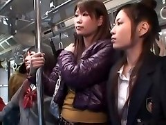 Exotic Chinese mega-bitch Azusa Nagase, Minaki Saotome in Fabulous Public, Finger-tickling JAV video