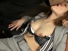 Incredible unexperienced Threesomes, Facial adult video