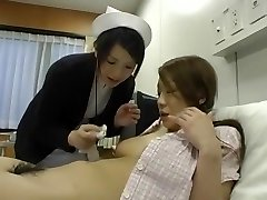 Amazing Japanese slut in Incredible Lesbian, Pussy Eating JAV pinch