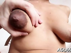 Thai slut enjoys a harsh rectal nail and gets it in twat