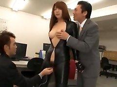 Outstanding Japanese cockslut Shiori Kamisaki in Finest Fetish, Dildos/Toys JAV movie