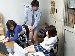 Voyeur vídeo com safado no boquete e japonês de perfuração