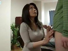 Asian step mom