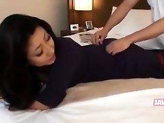 Adorable Horny Korean Stunner Having Sex