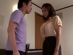 Step Stepson wants to cum in step mom too