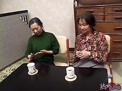 Japanese Mature Lesbian 1