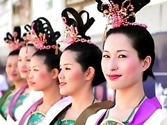 The Beautiful Damsels Of China