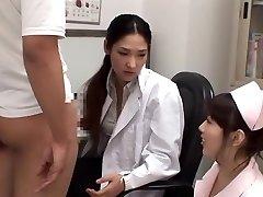 Exotic Japanese woman Rina Fukada, Haruna Saeki, Maki Mizusawa in Greatest Cumshot, 3 Way JAV movie