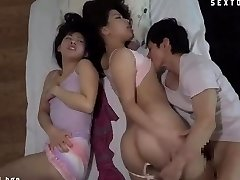 Son with his mommy and auntie Vietsub - full clip HD infopade.com/2oUc