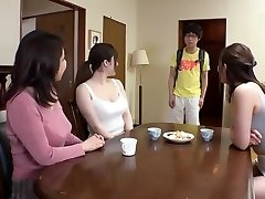 Japanese youthful boy and ultra-kinky stepsisters - p2 - total adult.xfoxxx.com/P