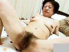 Amazing homemade Grannies adult clip