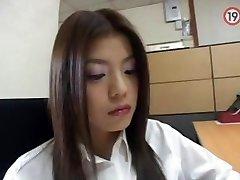 korean office damsel