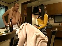 Battered By Her Daddy In Law Aika Yumeno
