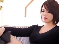 Fabulous Japanese chick in Incredible HD, Spandex JAV movie