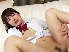 'Asian Schoolgirl Teen Horny And Fucked [UNCENSORED]'