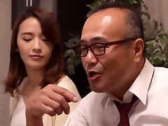 NSPS 889 - I let my Chief Fuck my Young Wife - Ai Mukai