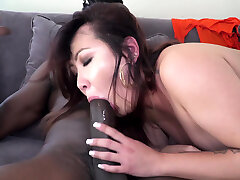 Asian sheer pleasure babe Jade Luv has been missing class