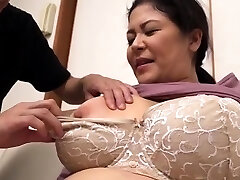 Big Baps Chubby Hairy Mature Has Sex Outdoor