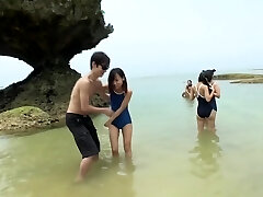 Amazing Japanese whore in Horny Squirt, HD JAV flick