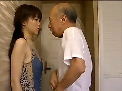 young lady addicted to kissing older man
