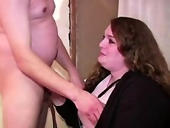 Casting nervous first time full figure desperate amateurs
