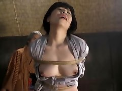 Japanese Restrain Bondage suspension 5