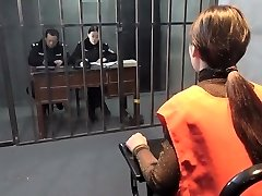 chinese woman in jail
