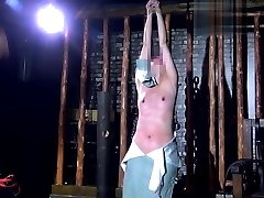 Asian Sweetheart in BDSM Dungeon