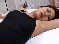 [LT18] GKB-015 - Married Woman Bondage Swimming Race Bathing Suit 3