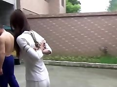 Asian Girl In Jail