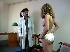 ENF CMNF nude embarrassing examination by doc in hospital