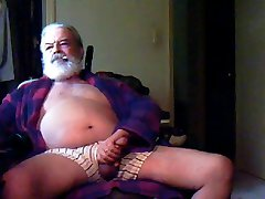 Older Guys Masturbate Too