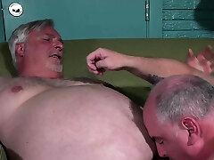 Face Fuck Enormous Daddy Bear