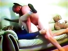 trans schoolgirl fucked bareback by nasty daddy