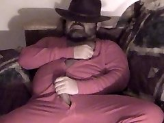 Mystery Hairy Man Unmasked - Cowboy