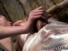 Old men in restrain bondage fag first time Horny stud Sean McKenzie is already