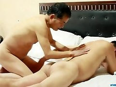 Chinese Daddies Fuck-fest Play