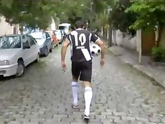 hot soccer cock